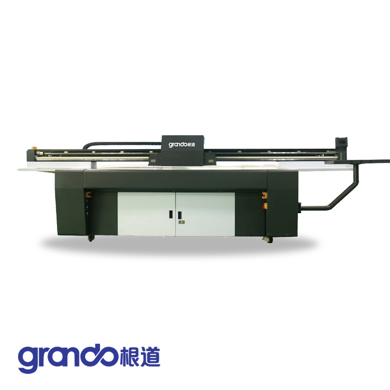 2500mm*1300mm UV Flatbed Printer With Ricoh Gen5 Print Heads