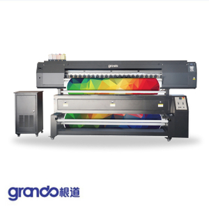 1.8m Direct Sublimation Printer With Three DX5/I3200 Print Heads