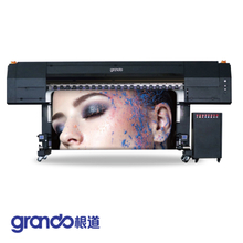 1.8m UV Roll To Roll Printer With 2/3/4 GEN5 Print Heads