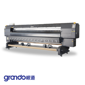 3.2m Direct Sublimation Printer With Three I3200 Print Heads