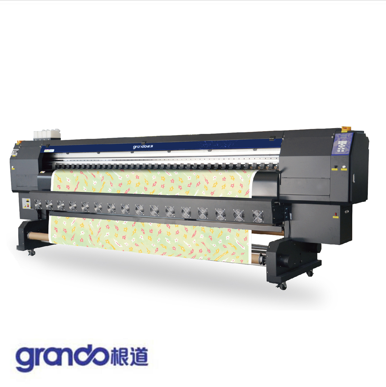 3.2m Sublimation Printer With Double DX5/I3200 Print heads