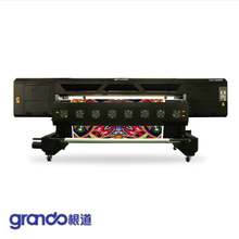 1.8m Leather Digital Printer with Double DX5 Print Heads